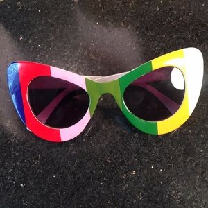 Accessories - Multicolored sunglasses